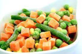 Köpa Frysta grönsaker