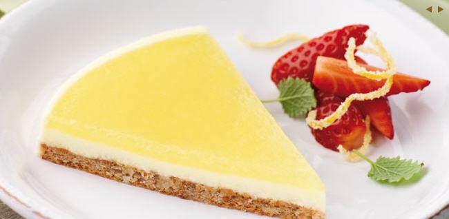 Köpa Cheesecake Lemon