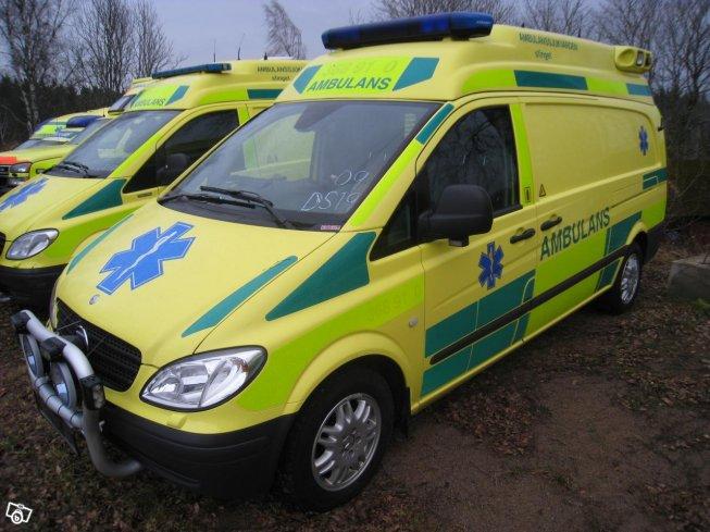 Köpa Ambulans