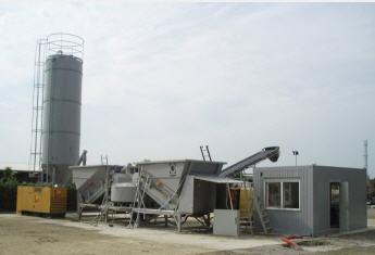 Köpa Mobil betongfabrik