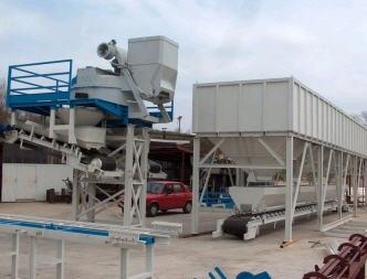 Köpa Stationär betonganläggning