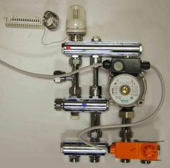 Golvvärmesystem