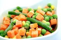 Frysta grönsaker
