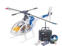 Radiostyrda helikoptrar