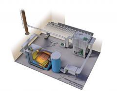 Industrianläggningar ågverk