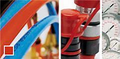 High-pressure hydraulics