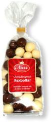 Chokladdragérade Kexbollar