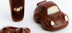 Figurer i choklad