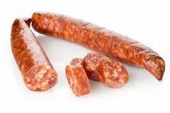 Chorizo fläskkött korvar
