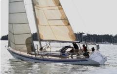 Snabba segelbåtar