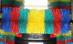 Borstar bilstvättar