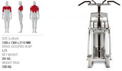 Komlett gymutrustning (complete gym equipment)