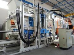 Block making machine SUMAB R 400