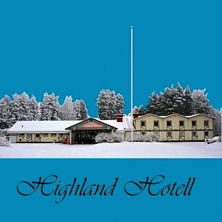 Beställa Välkommen till Highland Hotell i Vuollerim