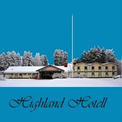 Välkommen till Highland Hotell i Vuollerim